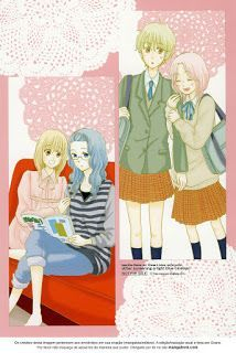 Aqua Blue Cinema Capítulo Extra by Otsu Hiyori