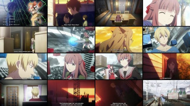 Anime - Lostorage Incited WIXOSS - Episódio 03 - Legendado - Online