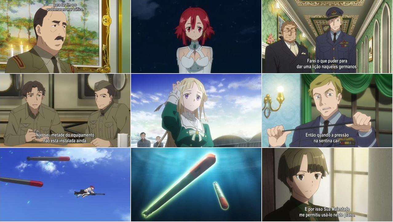 Shuumatsu no Izetta - Episódio 07 - Legendado Online