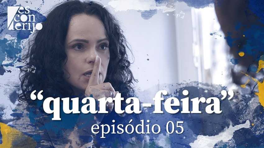 Esconderijo – Websérie: Temporada 2 – Episódio 5