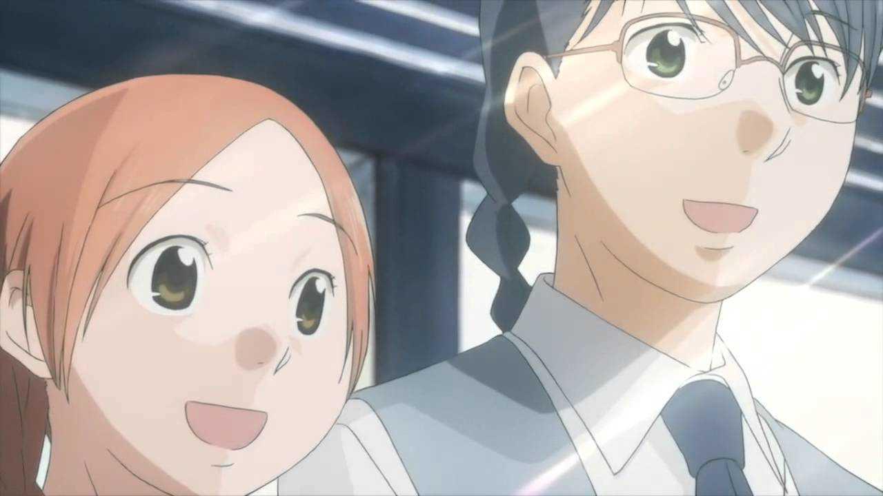 Aoi Hana: 1×8